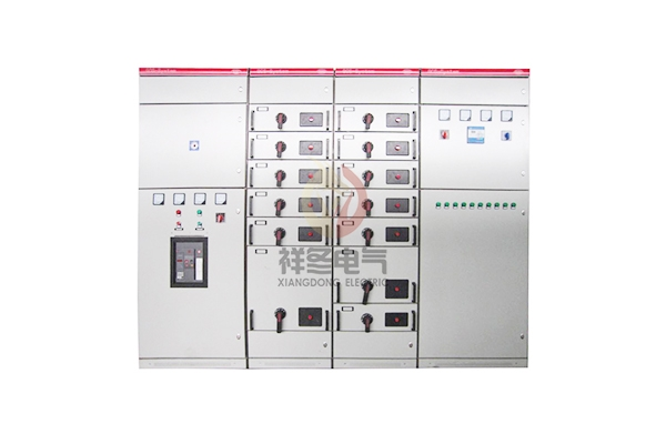 GCS低壓成套抽出式開關柜