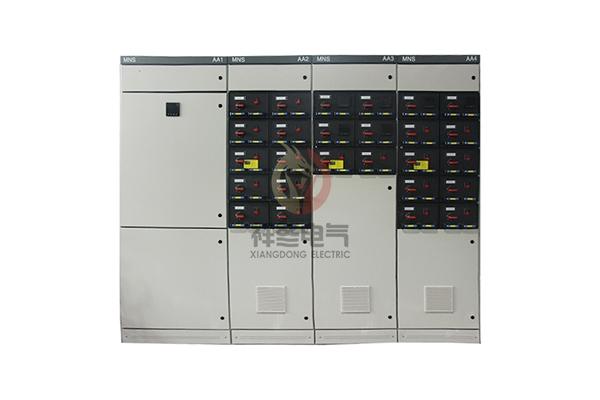 MNS低压成套抽出式开关柜